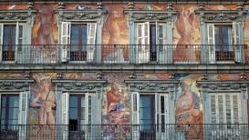 Frescos. Fuente FotoMadrid.com